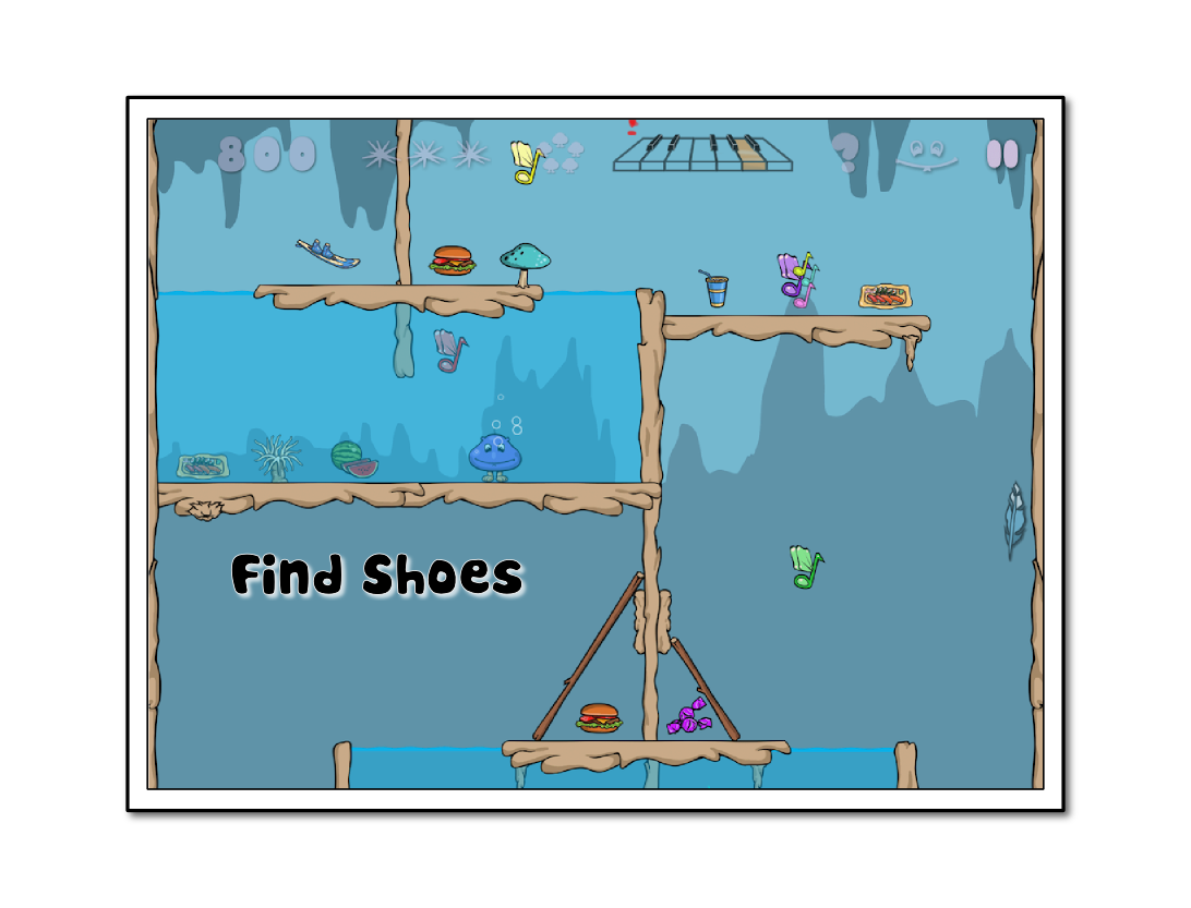 Find shoes